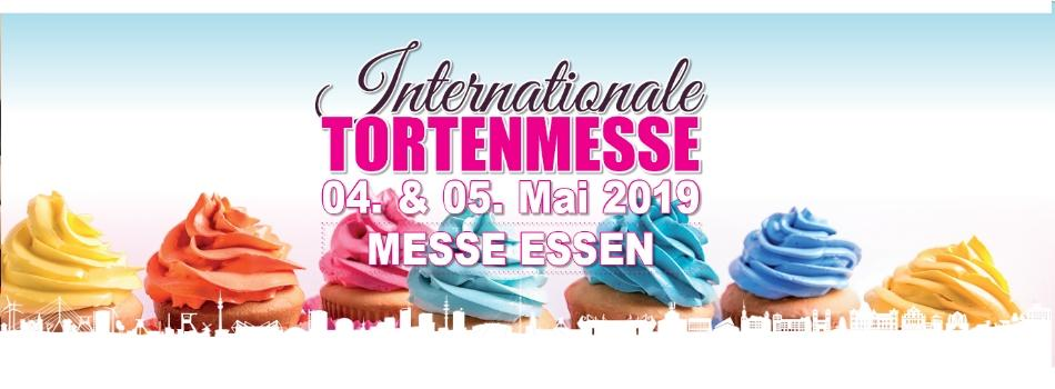 Cake & Bake Messe Essen  |  04.05.- 05.05.2019  |  Tickets ab 10,00 €